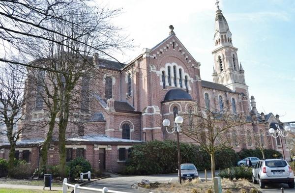 Photo La Madeleine - église Saint marie Madeline