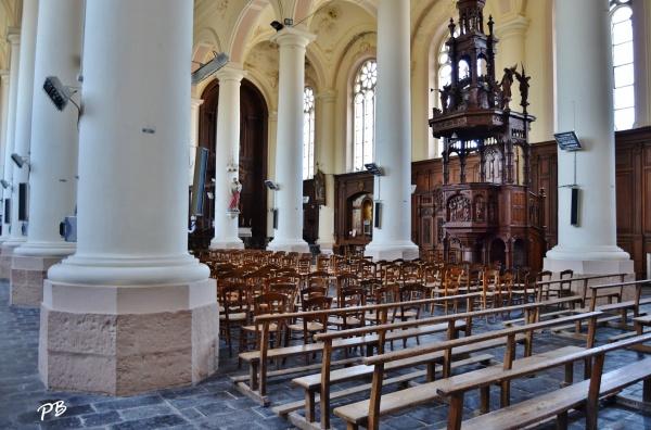 Photo Marchiennes - /église Ste Rictrude