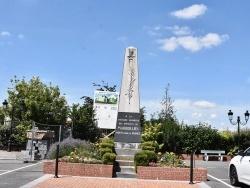 Photo paysage et monuments, Marquillies - le Monument Aux Morts