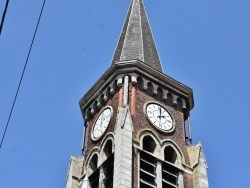 Photo paysage et monuments, Marquillies - église Sainte Geneviève
