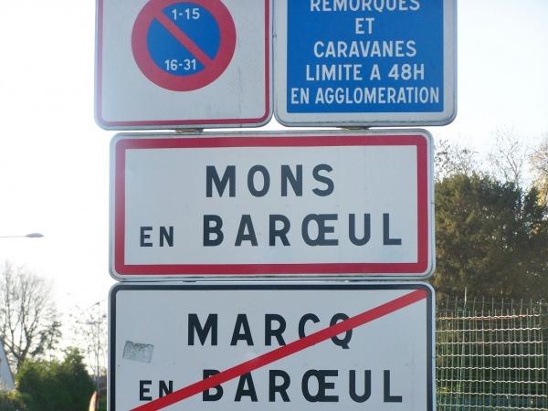 Photo Mons-en-Baroeul - mons en baroeuil (59370)