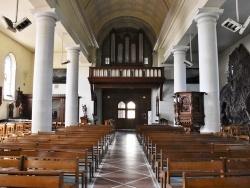 Photo paysage et monuments, Mons-en-Pévèle - église Saint Jean Baptiste
