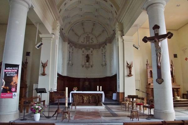 Photo Mons-en-Pévèle - église Saint Jean Baptiste
