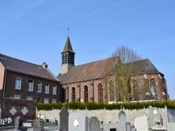 Photo paysage et monuments, La Neuville - L'église