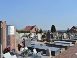 Photo paysage et monuments, La Neuville - Cimetière