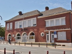 Photo paysage et monuments, Neuville-sur-Escaut - la Mairie