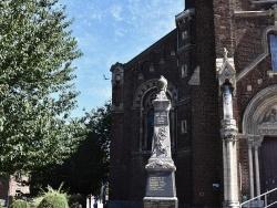 Photo paysage et monuments, Neuville-sur-Escaut - le Monument Aux Morts