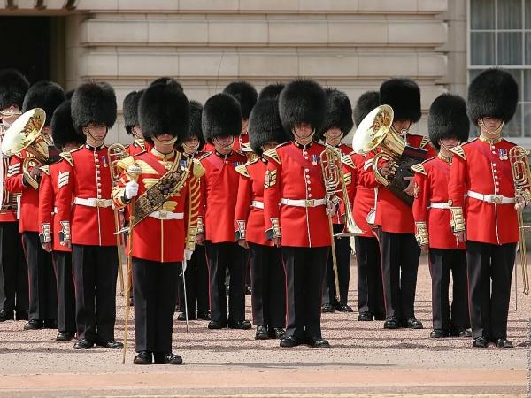 La garde de buckingham palace angleterre une photo de nieppe - Image de londres a imprimer gratuit ...