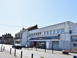 Photo paysage et monuments, Ostricourt - le Village