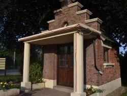 Photo paysage et monuments, Oxelaëre - Chapelle