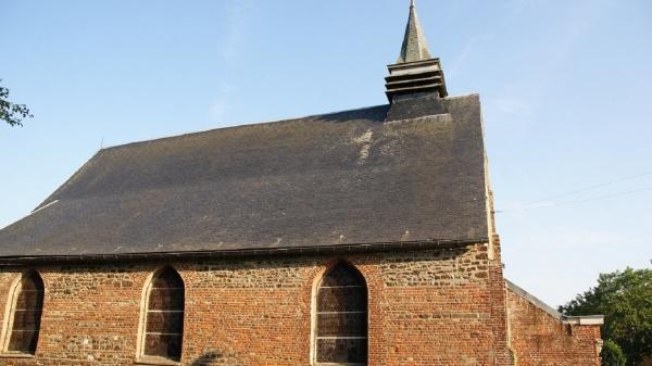 Photo Oxelaëre - église St Martin