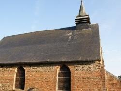 Photo paysage et monuments, Oxelaëre - église St Martin