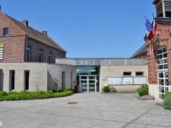 Photo paysage et monuments, Râches - La Mairie