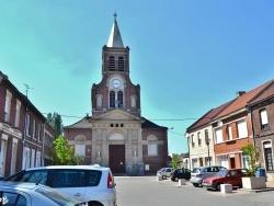 Photo paysage et monuments, Râches - /église St Léonard
