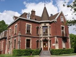 Photo paysage et monuments, Saint-André-lez-Lille - école de Musique ( Parc de la Mairie )