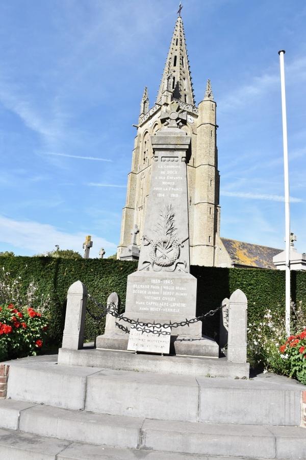 Photo Socx - le Monument Aux Morts