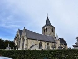 Photo paysage et monuments, Steene - église Saint Martin