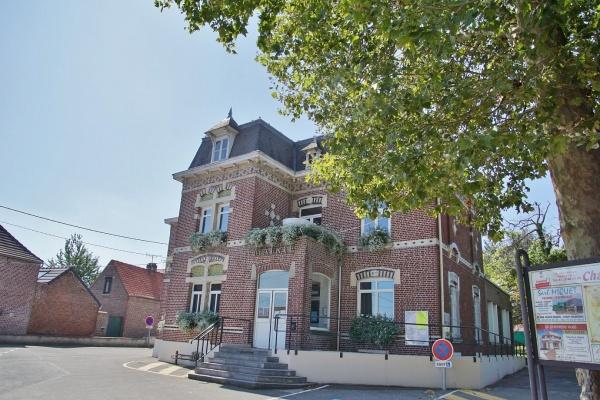 Photo Thumeries - La Mairie