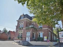 Photo paysage et monuments, Thumeries - La Mairie