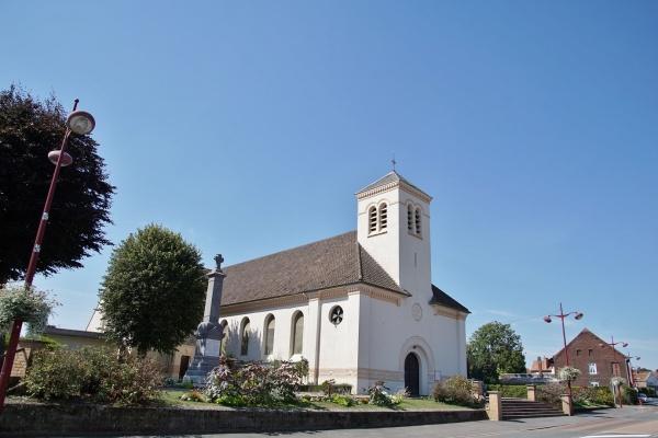 Photo Thumeries - église Saint André