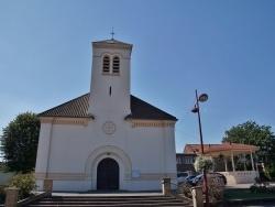 Photo paysage et monuments, Thumeries - église Saint André