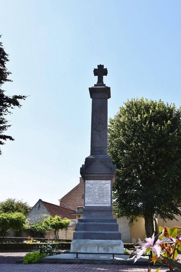 Photo Thumeries - le Monument Aux Morts