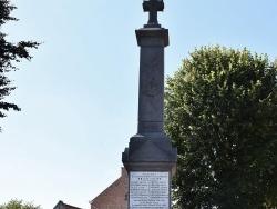 Photo paysage et monuments, Thumeries - le Monument Aux Morts