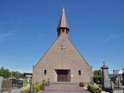 Photo paysage et monuments, Uxem - église Saint Amand