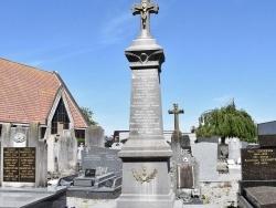 Photo paysage et monuments, Uxem - le Monument Aux Morts