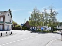 Photo paysage et monuments, Uxem - le Village