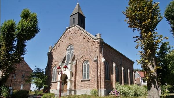 Photo Villers-au-Tertre - église Saint Pierre saint Paul