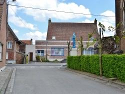 Photo paysage et monuments, Wallon-Cappel - La Mairie