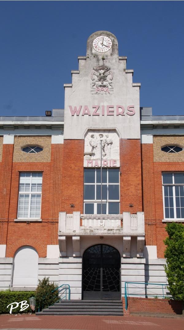 Photo Waziers - La Mairie