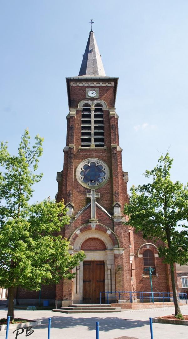 Photo Waziers - //église Notre-Dame des Mineurs