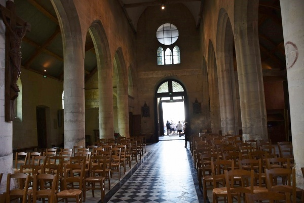 Photo Attichy - église Saint Médard