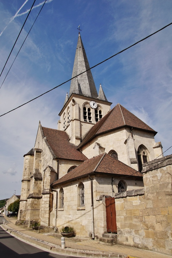 Photo Berneuil-sur-Aisne - église St Remi