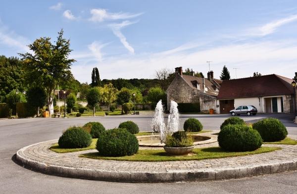 Photo Berneuil-sur-Aisne - Le Village