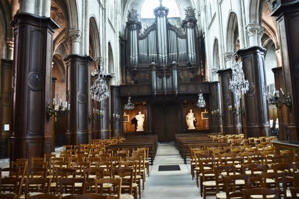 Photo Compiègne - église St jacques
