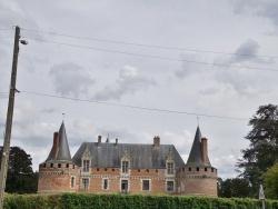 Photo paysage et monuments, Le Plessis-Brion - le Château
