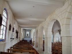Photo paysage et monuments, Le Plessis-Brion - église notre dame