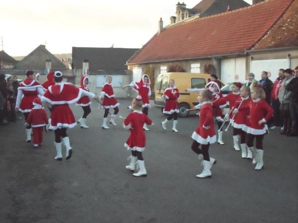 Marché de Noel à Sacy-Le-Grand