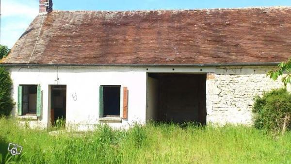 Photo Aubry-en-Exmes - grange dimière