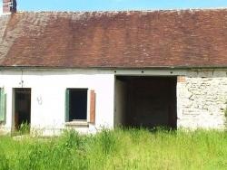Photo paysage et monuments, Aubry-en-Exmes - grange dimière