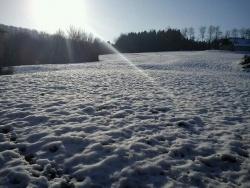 Photo paysage et monuments, Aubry-en-Exmes - vue sur neige