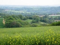 Photo paysage et monuments, Fay - Vue Panoramique Depuis Les Champs Caillards