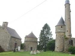 Photo paysage et monuments, Juvigny-sous-Andaine - Le phare de Bonvouloir