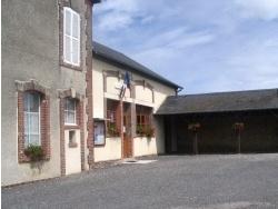 Photo paysage et monuments, Saint-Gervais-des-Sablons - La mairie, ancienne école communale