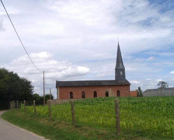 Photo Saint-Gervais-des-Sablons - l'église
