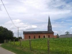 Photo paysage et monuments, Saint-Gervais-des-Sablons - l'église