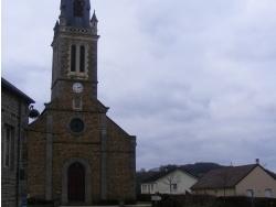 Photo paysage et monuments, Ségrie-Fontaine - l'église